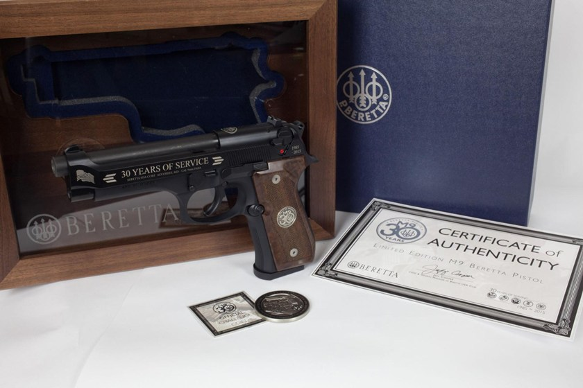 beretta m9 exclusive armurerie barraud toulouse 31