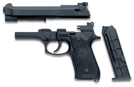 conversion beretta 92 armurerie barraud toulouse 31