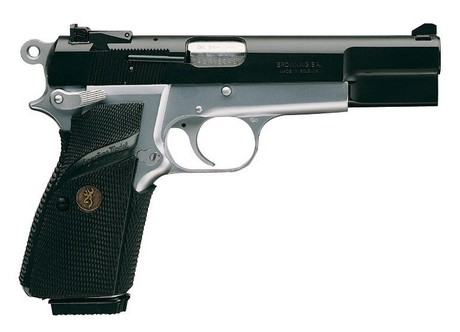 browning gp practical ajust. 9mm armurerie barraud toulouse