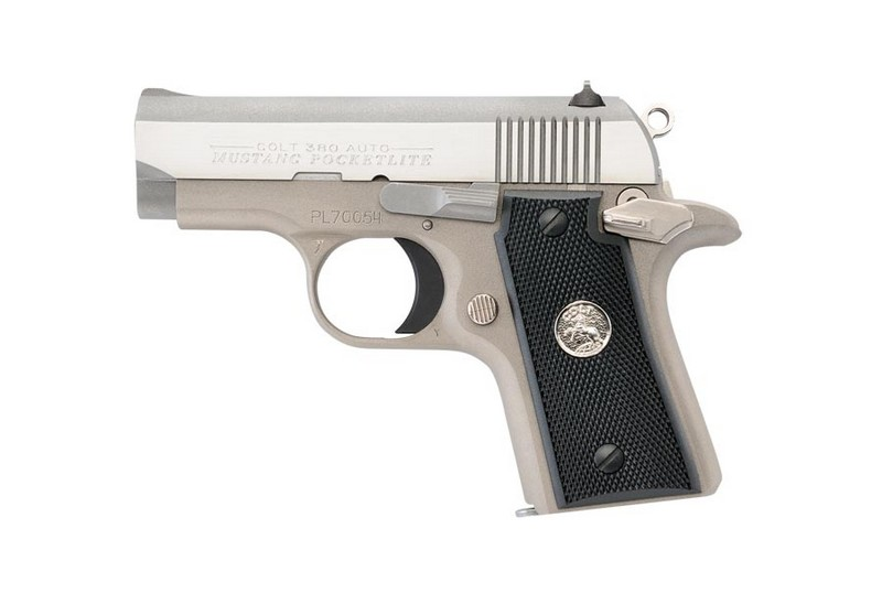 colt mustang armurerie barraud toulouse 31