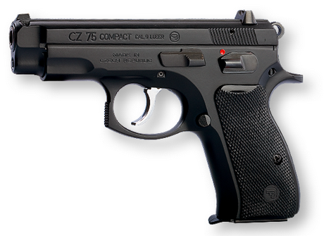 CZ 75 COMPACT ARMURERIE BARRAUD TOULOUSE 31