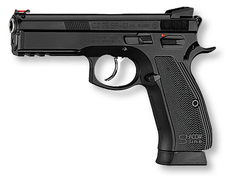 CZ 75 SP01 SHADOW LINE ARMURERIE BARRAUD TOULOUSE 31