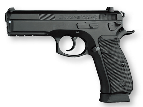 cz sp01 tactical armurerie barraud toulouse 31