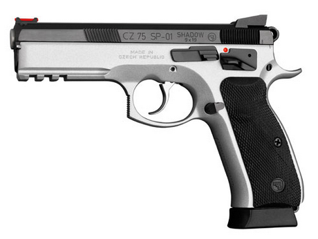cz sp01 shadow bicolore armurerie barraud toulouse 31