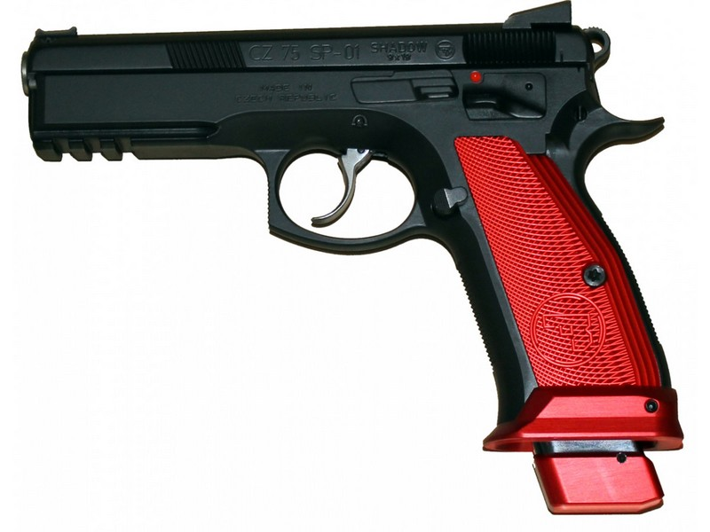 cz 75 sp01 mamba rouge armurerie barraud toulouse 31