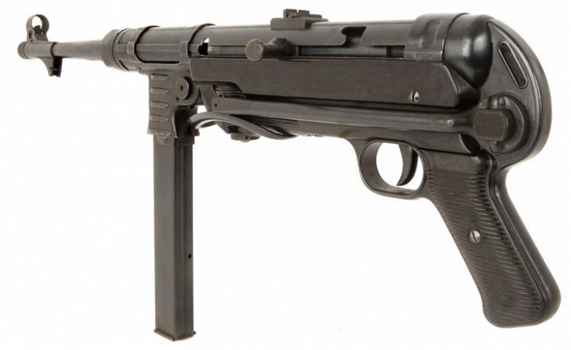 gsg mp40 armurerie barraud toulouse 31