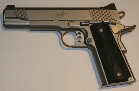 kimber stainless II armurerie barraud toulouse 31