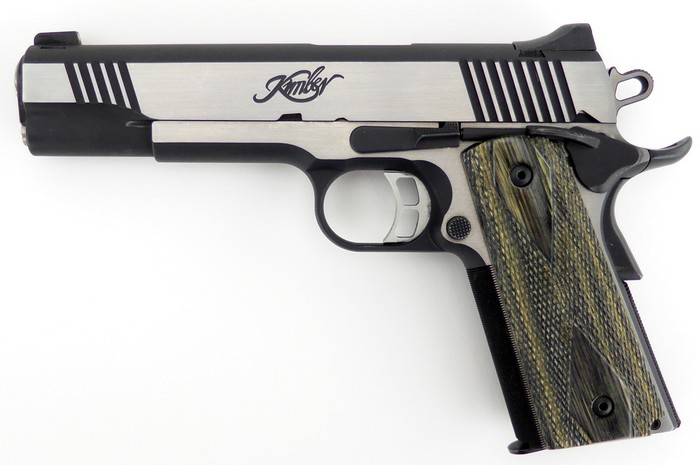kimber eclipse custom II armurerie barraud toulouse 31
