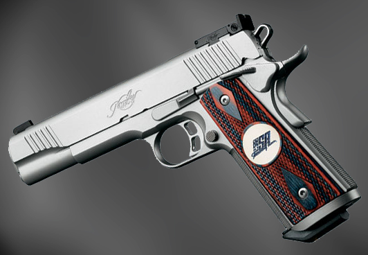 kimber team match II armurerie barraud toulouse 31