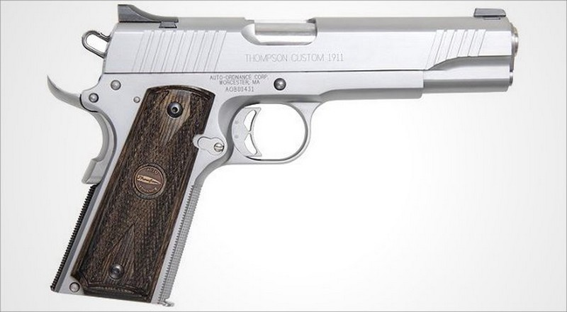 thompson 1911 armurerie barraud toulouse 31