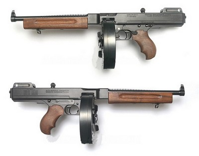 THOMPSON 1927 A-1 45 ARMURERIE BARRAUD TOULOUSE 31