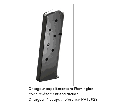 Chargeur remington R1 Toulouse armurerie barraud 31