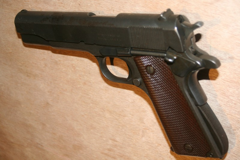 remington 1911 a1 armurerie barraud toulouse 31