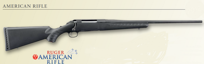 ruger american rifle armurerie barraud toulouse 31