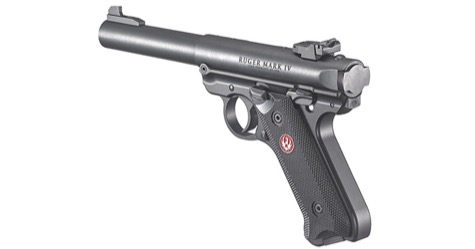 Ruger mark IV armurerie barraud toulouse 31