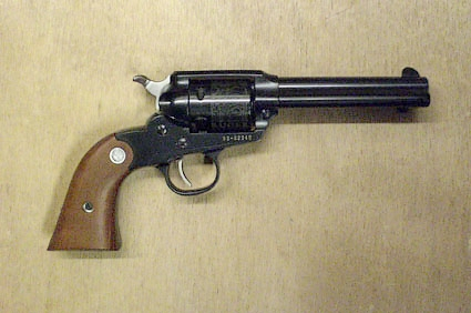 RUGER 22LR Toulouse Barraud