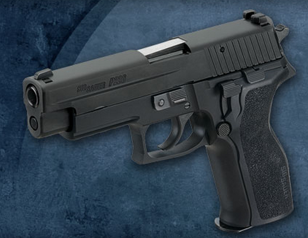 sig p226 armurerie barraud toulouse 31