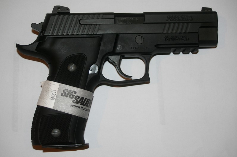 sig p226 Elite Dark armurerie barraud toulouse 31
