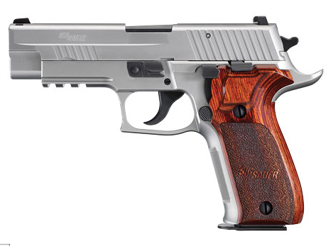 sig p226 elite stainless armurerie barraud toulouse 31