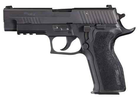 sig p226 Enhanced Elite armurerie barraud toulouse 31