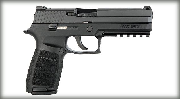 sig p250 armurerie barraud toulouse 31