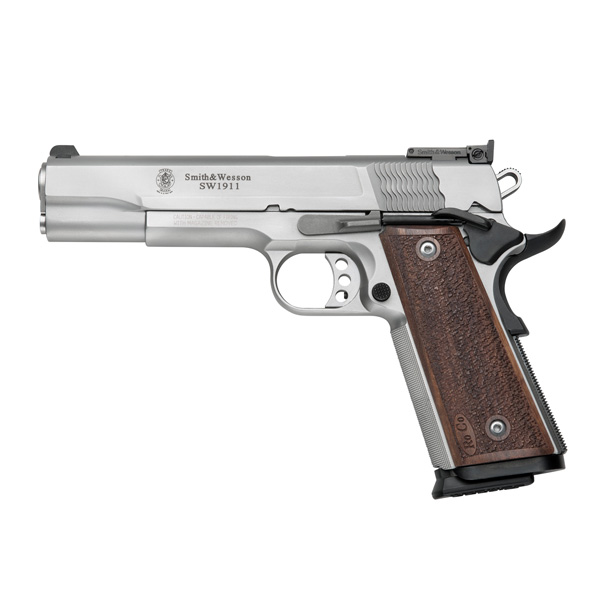 smith wesson 1911 pro series armurerie barraud toulouse 31