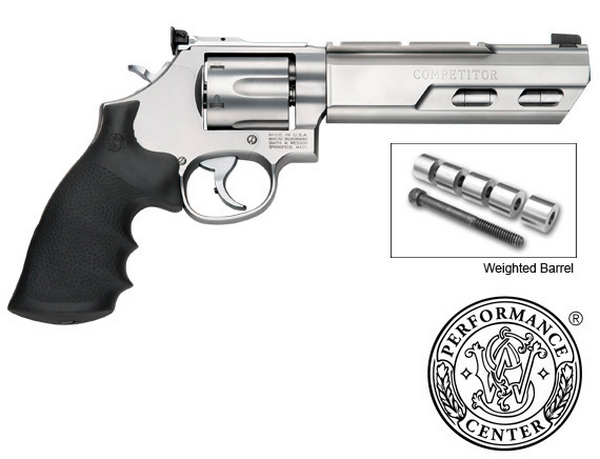 smith wesson 629 competitor armurerie barraud toulouse 31
