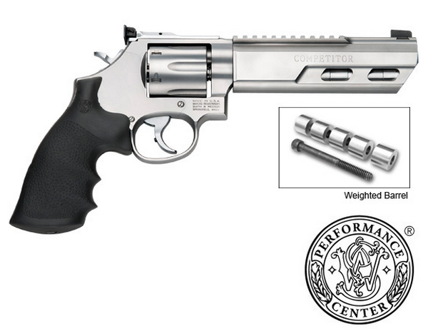 smith wesson 686 competitor armurerie barraud toulouse 31