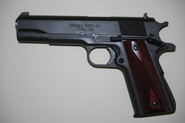 pistolet springfield armory 1911 45 armurerie barraud toulouse