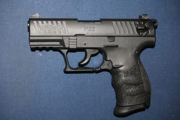 walther P22Q armurerie barraud toulouse