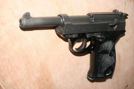 Walther P38 P1 armurerie barraud toulouse 31