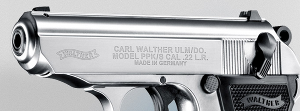 walther ppk/s armurerie barraud toulouse 31