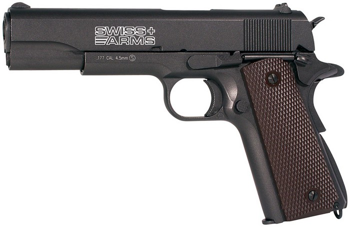 swiss arms 1911 armurerie barraud toulouse 31