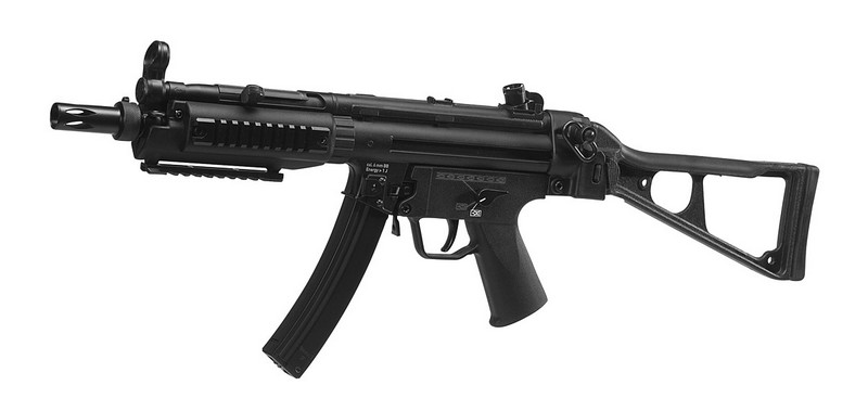 heckler & koch mp5 armurerie barraud toulouse 31