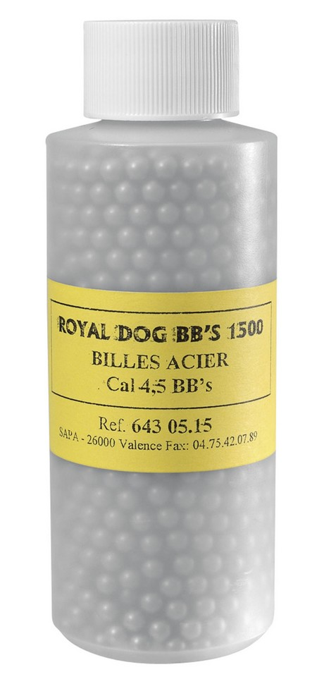 royal dog 4,5 armurerie barraud toulouse 31